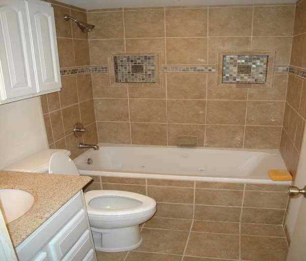 Diy bathroom remodels