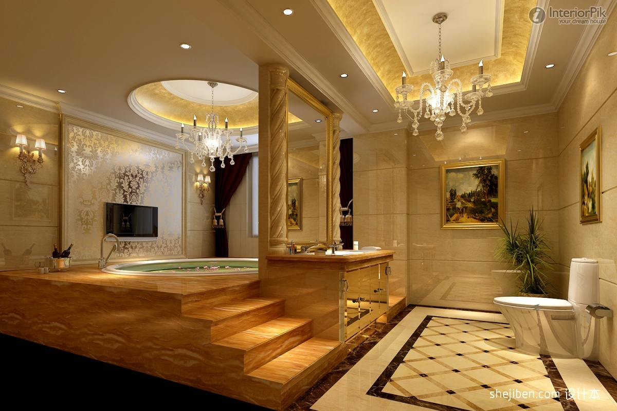 European Style Bathroom Bathroom Design Ideas