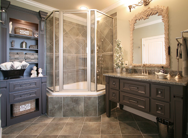 french country bathroom  large and beautiful photos. photo to, Bathroom decor