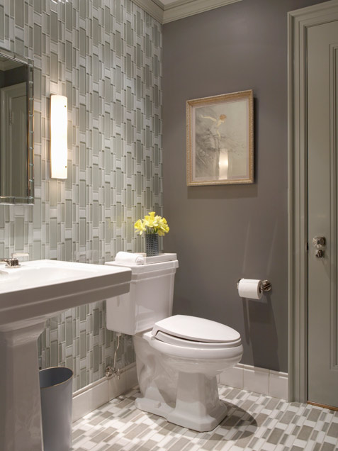 Gray Bathroom Designs gray bathroom ideas - large and beautiful photos. photo to select