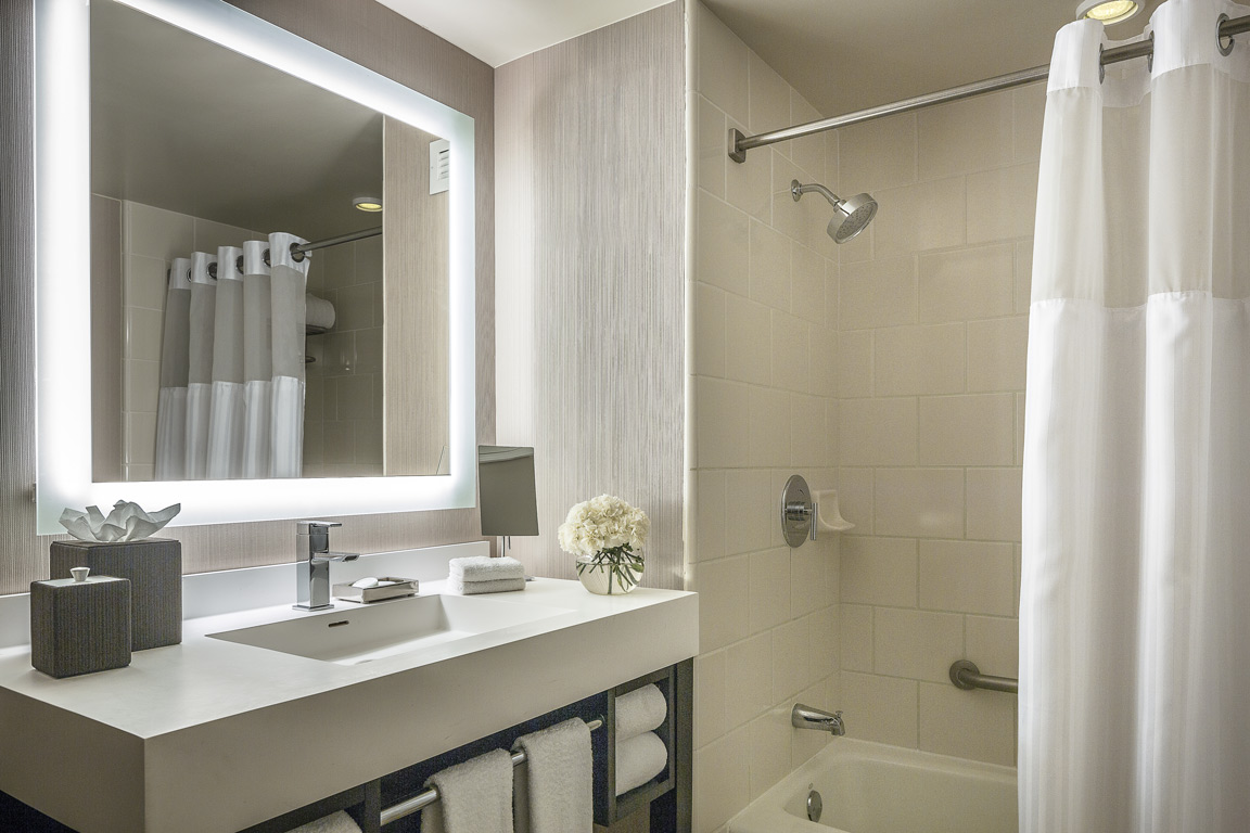 Guest bathroom ideas large and beautiful photos photo for Guest bathroom design