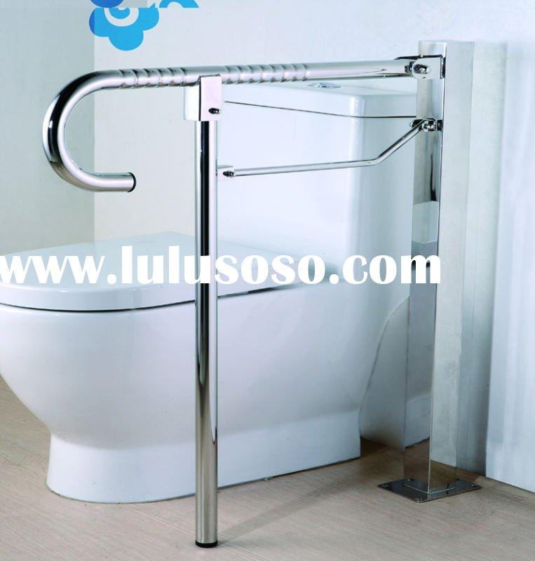 Handicap Bathroom Accessories handicap handrails for bathrooms handicap stair rails with wooden