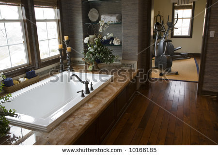 Hardwood Floor In Bathroom related projects gallery of 10 wood bathroom floor ideas Hardwood Floor In Bathroom Photo 7