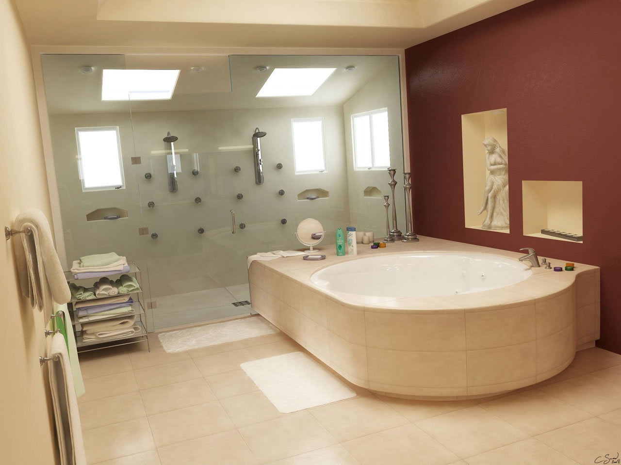 Bathroom Lighting High End high end light fixtures - home design ideas and pictures