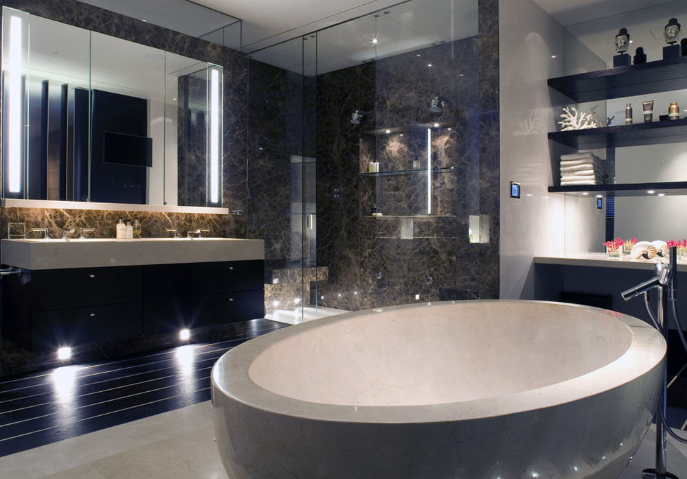 Exceptional High End Bathrooms Photo   5