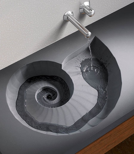 High tech bathroom Photo - 1