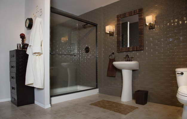 Renovate Bathroom Cost Large And Beautiful Photos Photo