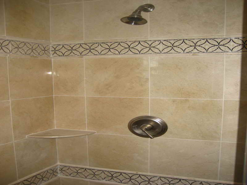 How To Choose Bathroom Tile Large And Beautiful Photos