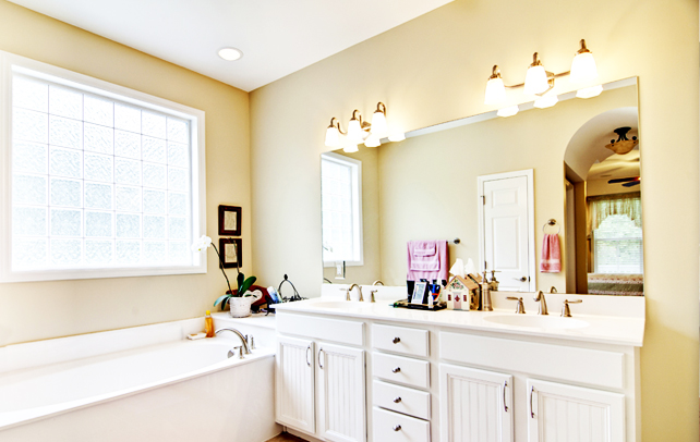 how to organize bathroom