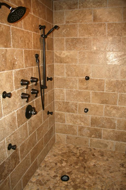 How to tile bathroom shower
