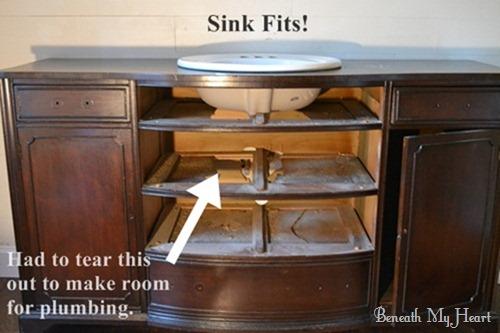 Dresser Bathroom Vanity Bathroom Vanity Dresser