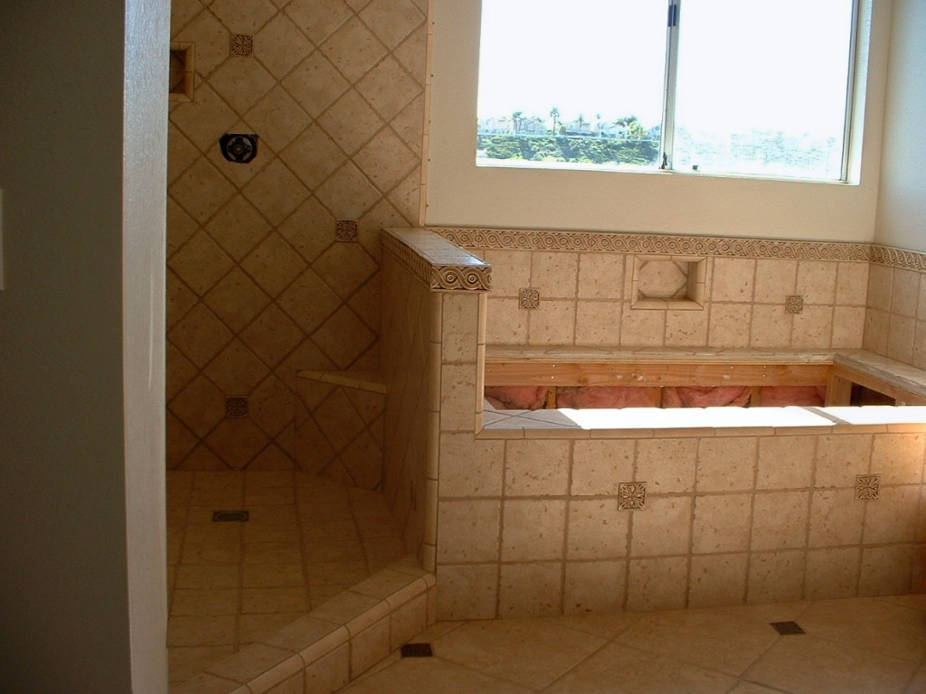 Ideas for remodeling small bathrooms large and beautiful for Restroom renovation ideas