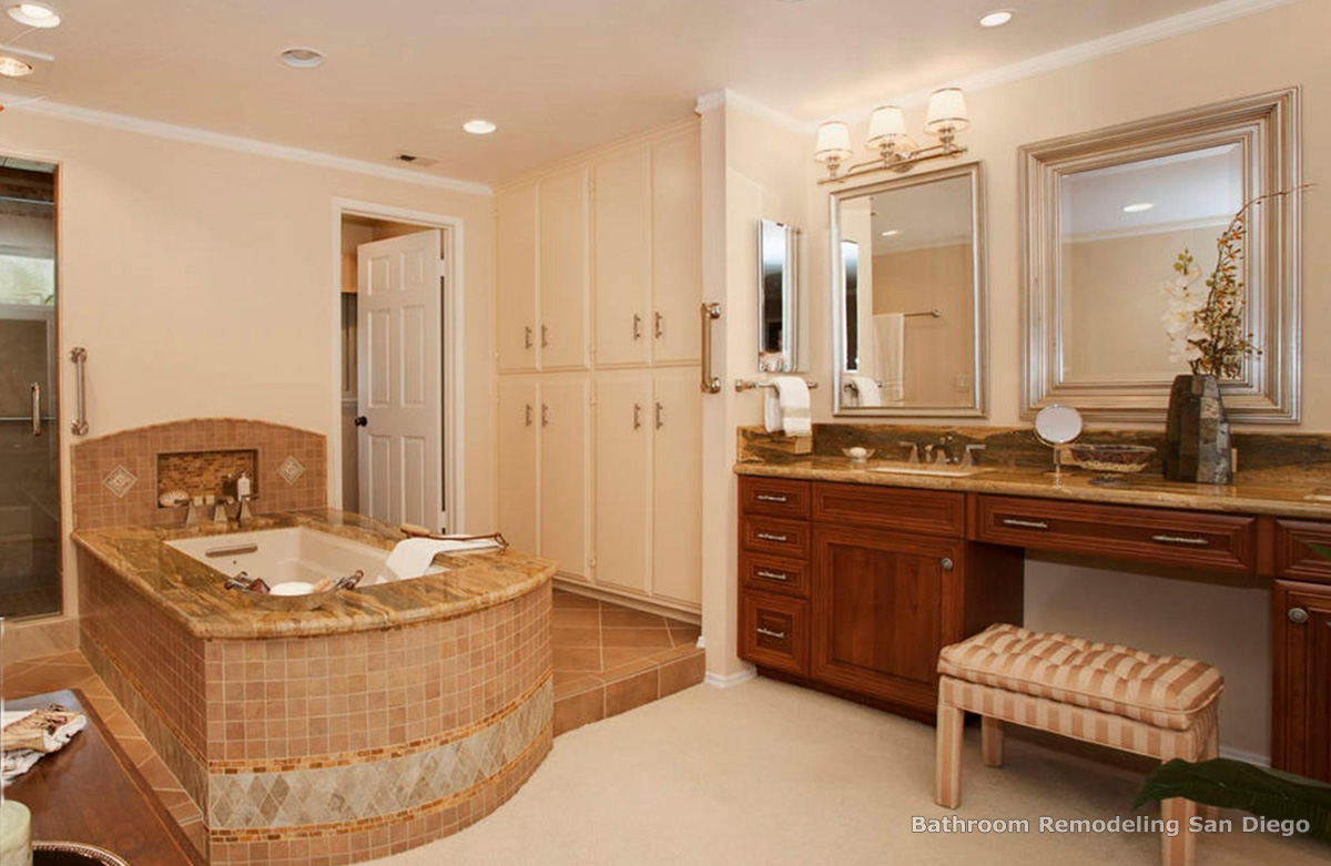 Images of bathroom remodels Photo - 1