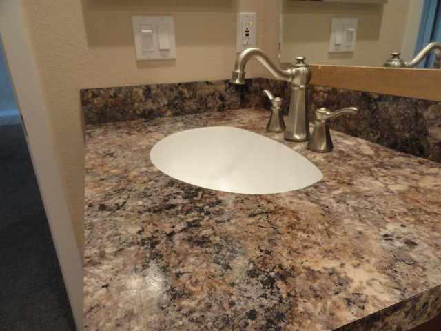 Bathroom Countertops Laminate Design Decoration