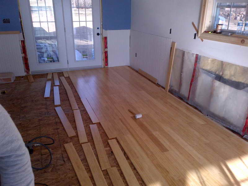 Laminate Flooring For Bathroom Photo 7