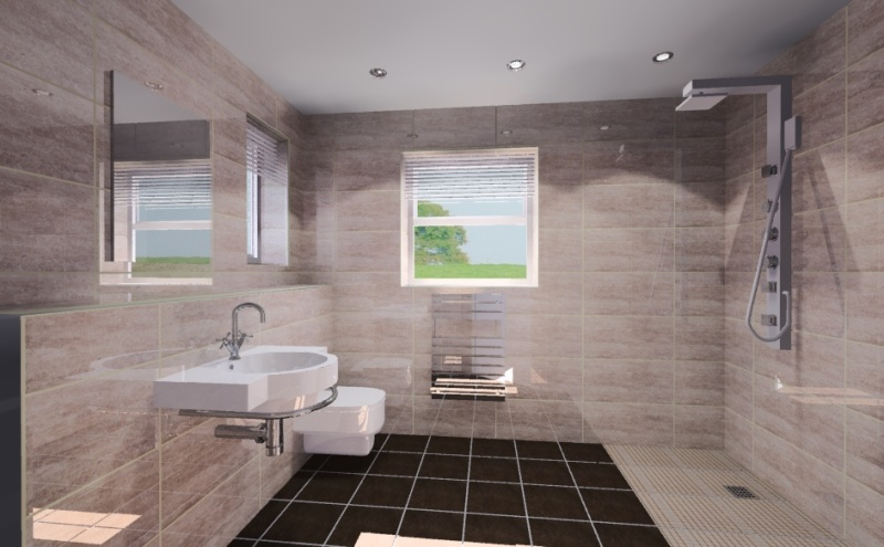 Latest bathroom designs large and beautiful photos for New bathroom ideas for 2012