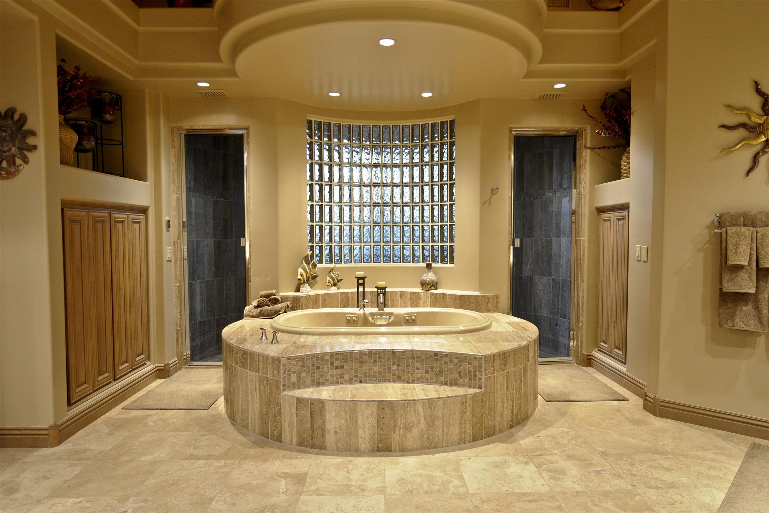 spa master bathroom master bathroom design - Master Bathrooms Designs