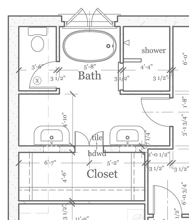master bathroom plans accessible bathroom plans master bathroom plans