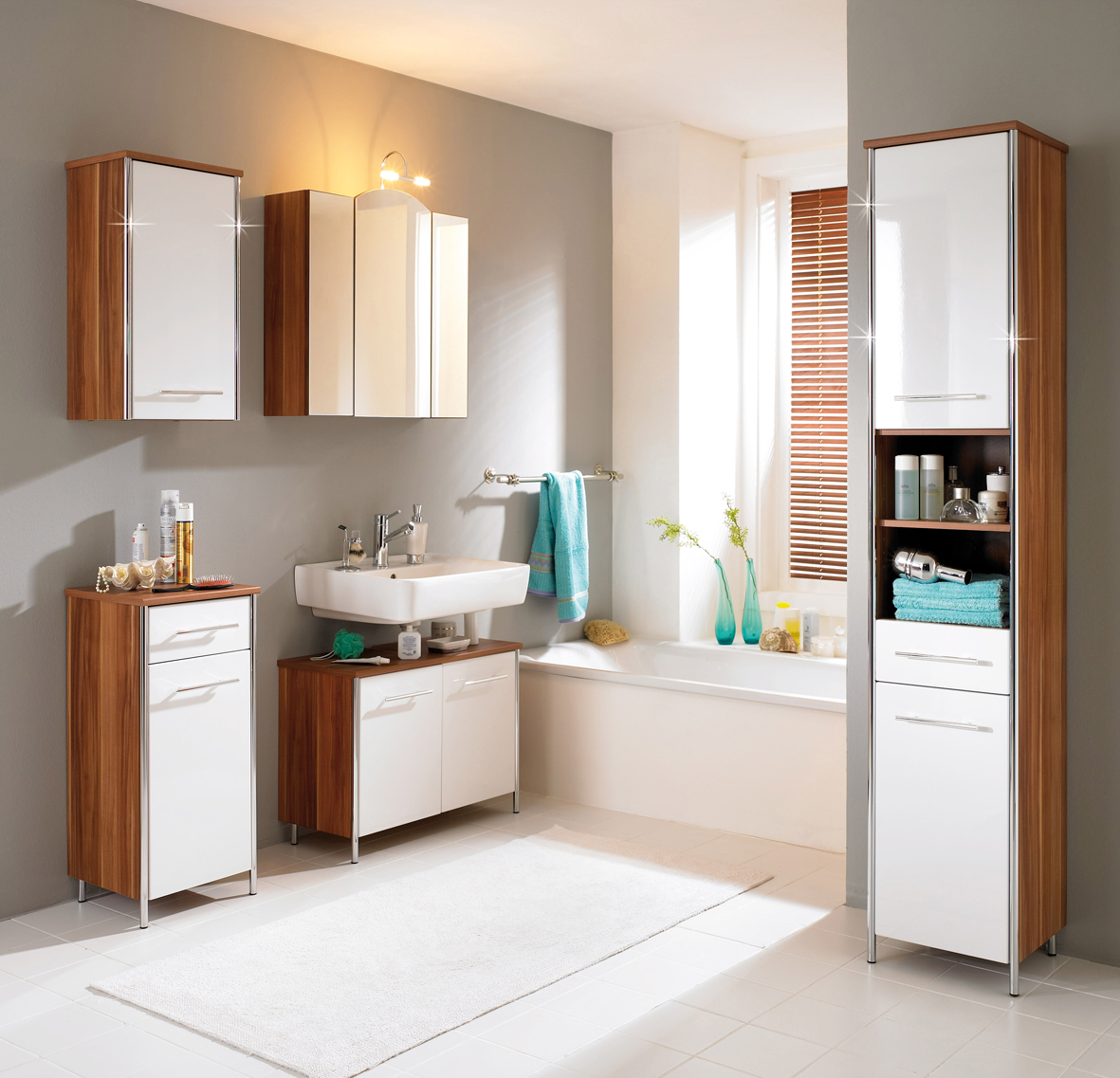 Modern bathroom decorations - Modern Bathroom