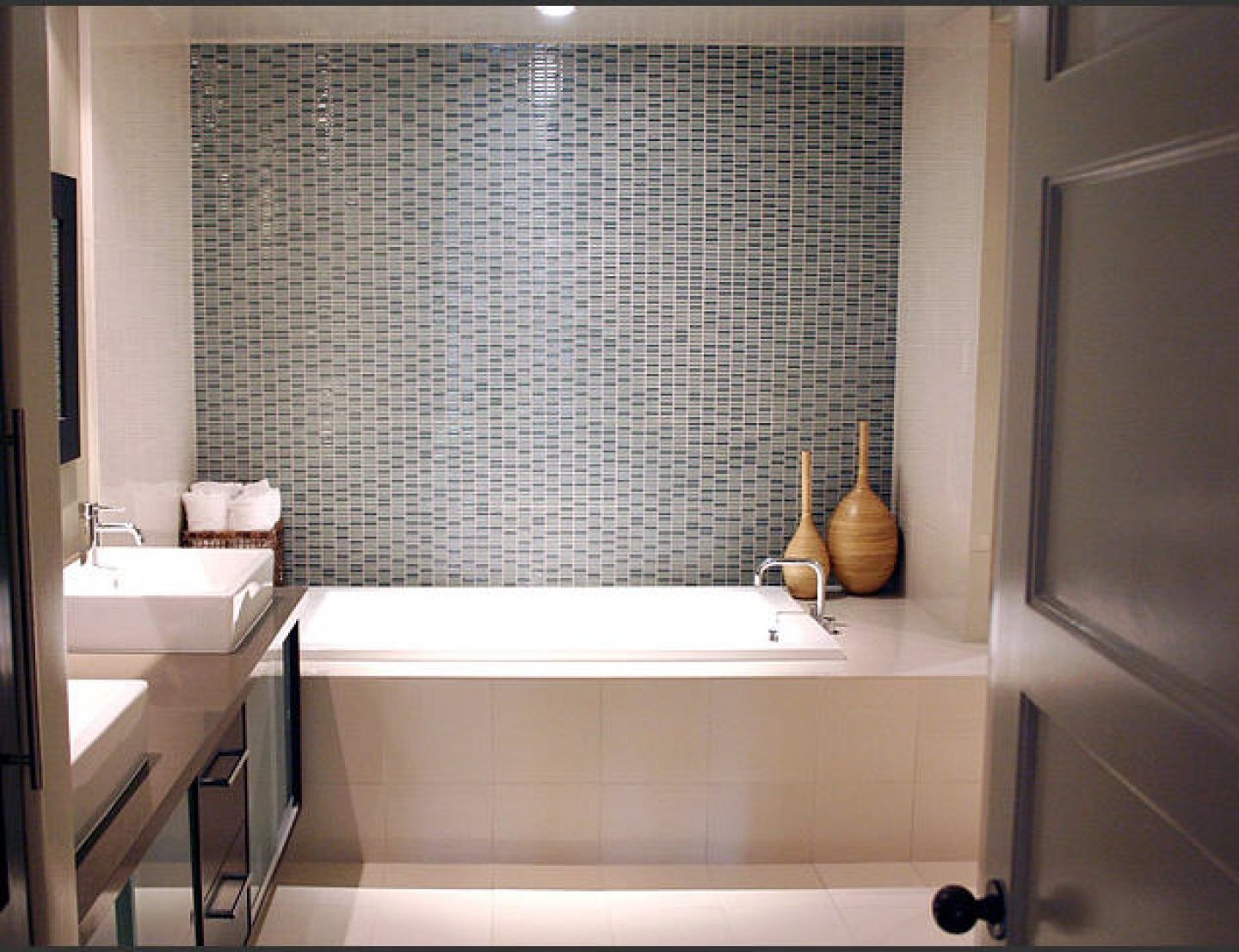 Modern bathroom ideas Photo - 1