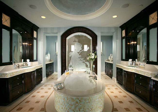 master bathroom remodel - large and beautiful photos. photo to
