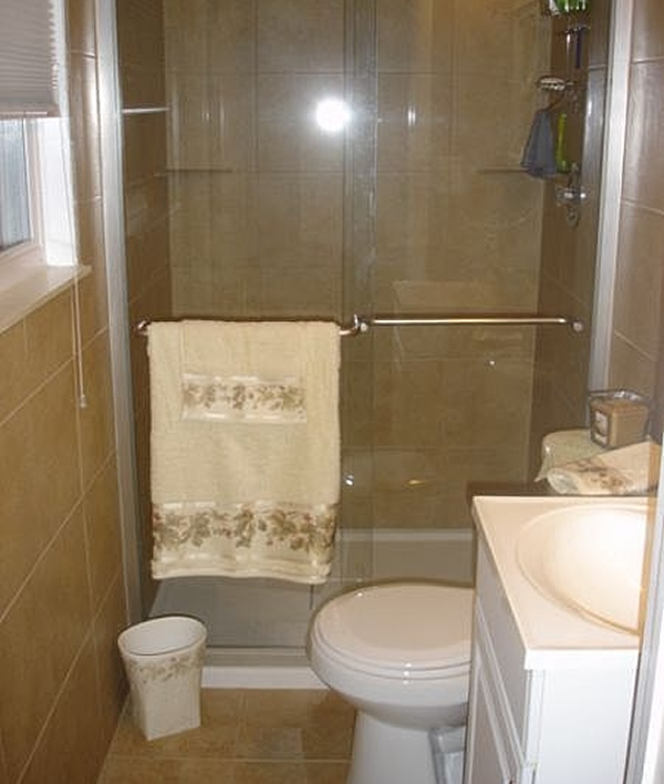 Remodeling a small bathroom - large and beautiful photos. Photo to ...