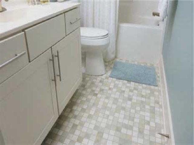 Small bathroom idea Photo - 1