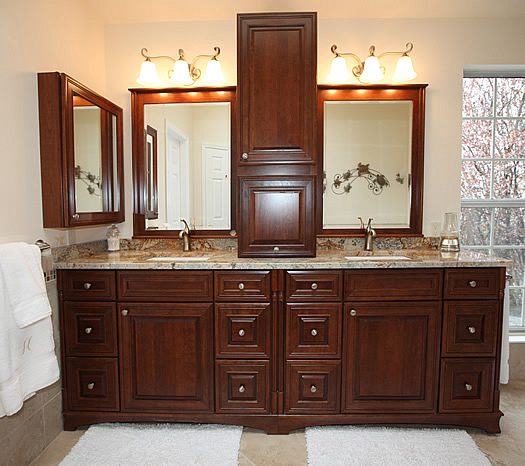 Beau We Offer To Your Attention Small Bathroom Vanities Ideas Photo U2013 5. If You  Decide To Decorate The House Or Yard And Do Not Know What To Do With It!