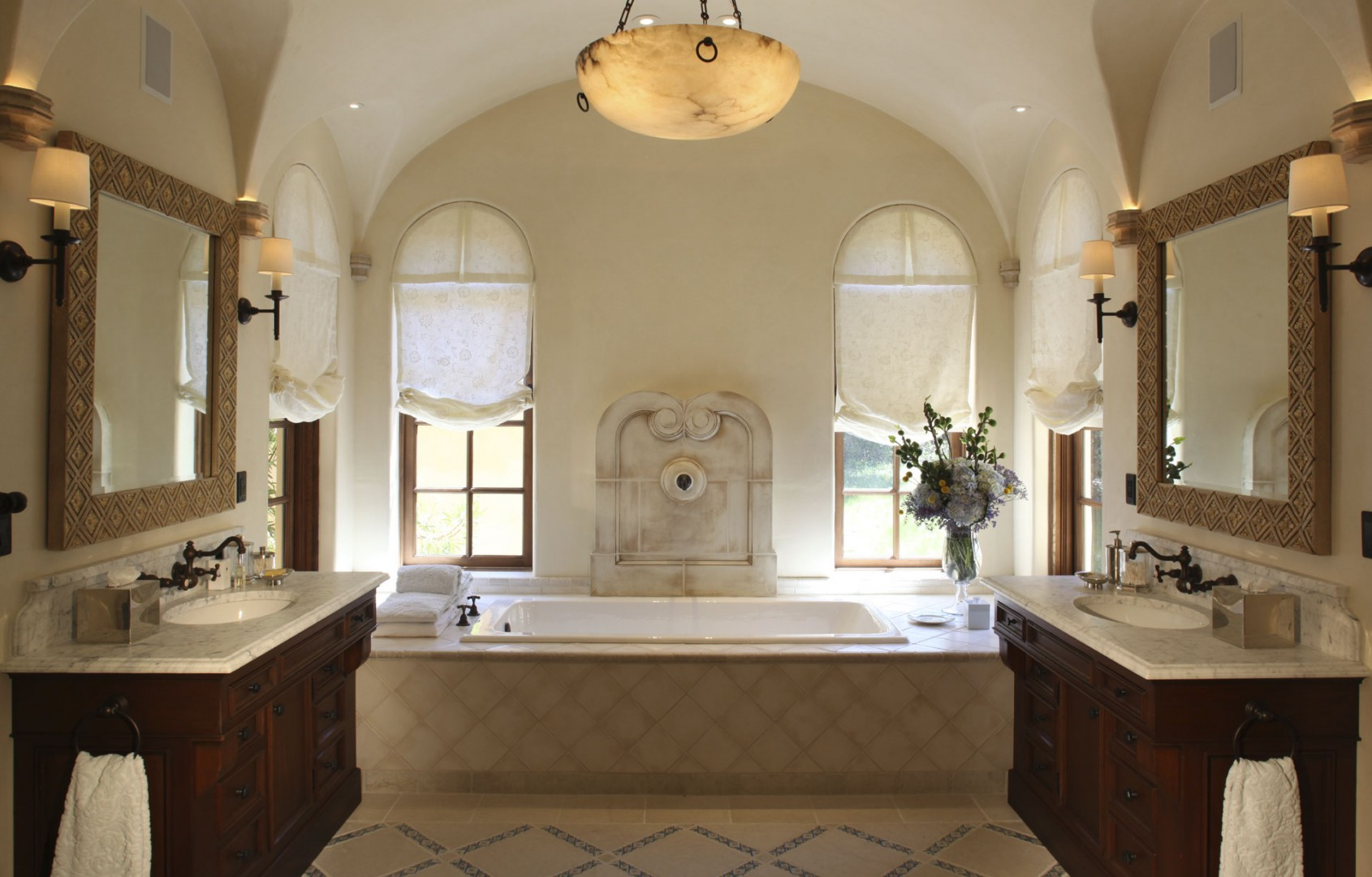 Spanish Style Bathrooms Large And Beautiful Photos Photo To Select Spanish Style Bathrooms