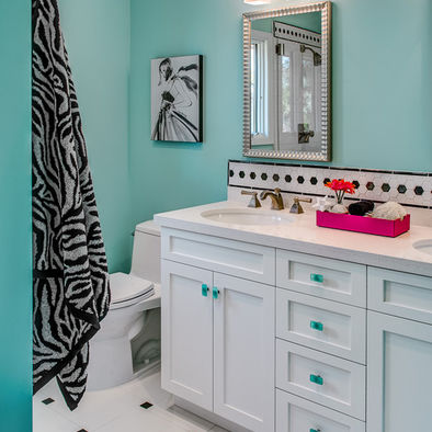 Decorating ideas for a bathroom