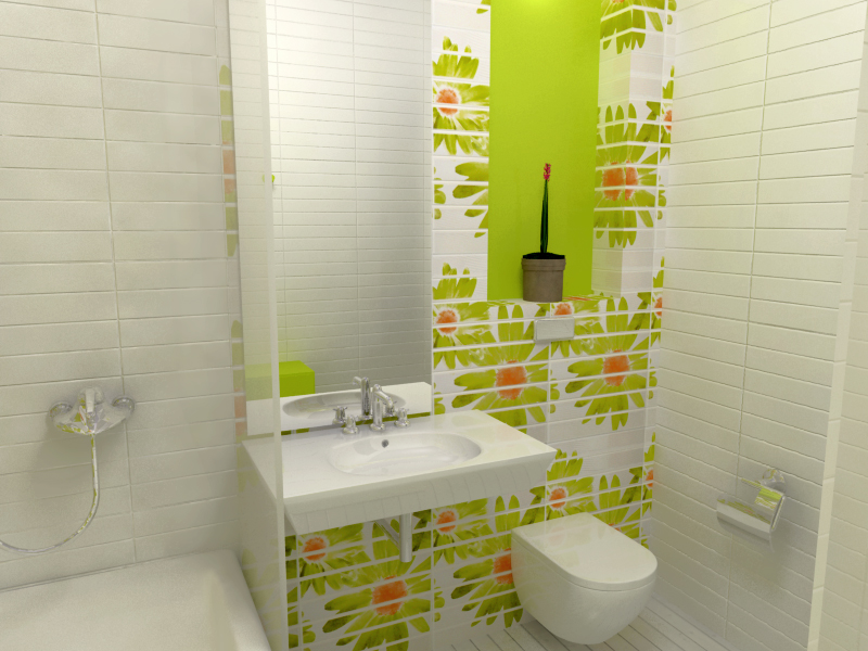 Teenage bathroom designs