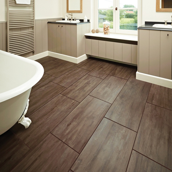 Tile For Bathroom Floor wood look Porcelain Bathroom Tile Tile Bathroom Floor