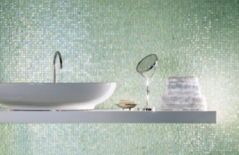 Glass Tile Bathroom Ideas - Large And Beautiful Photos. Photo To