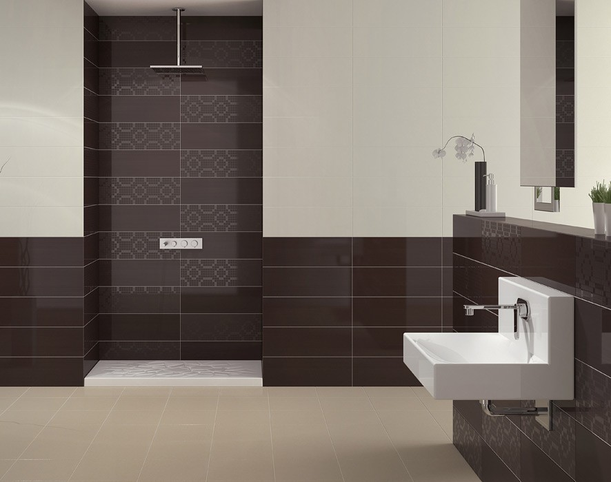 Tiles for bathroom - large and beautiful photos. Photo to select ...