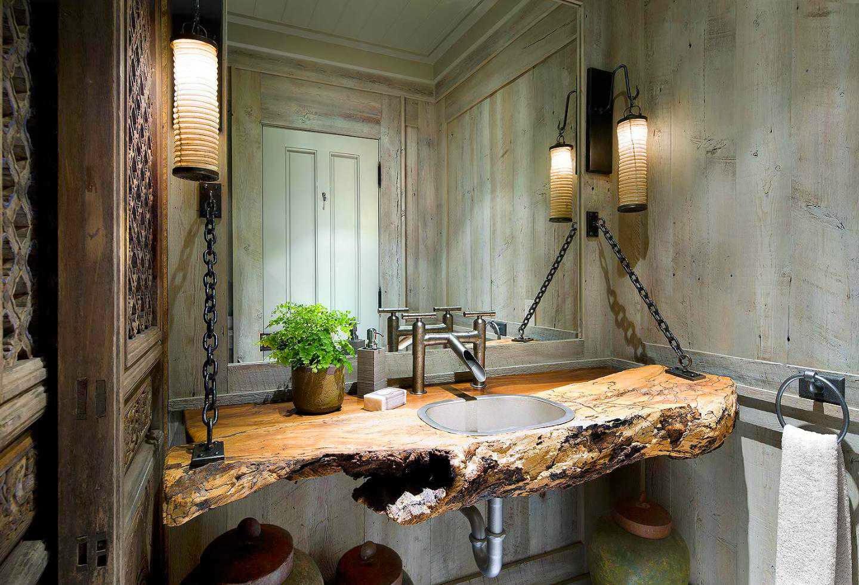 Western bathroom decor - Western Bathroom Ideas