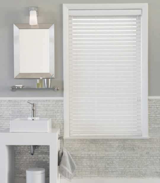 Window treatments bathroom