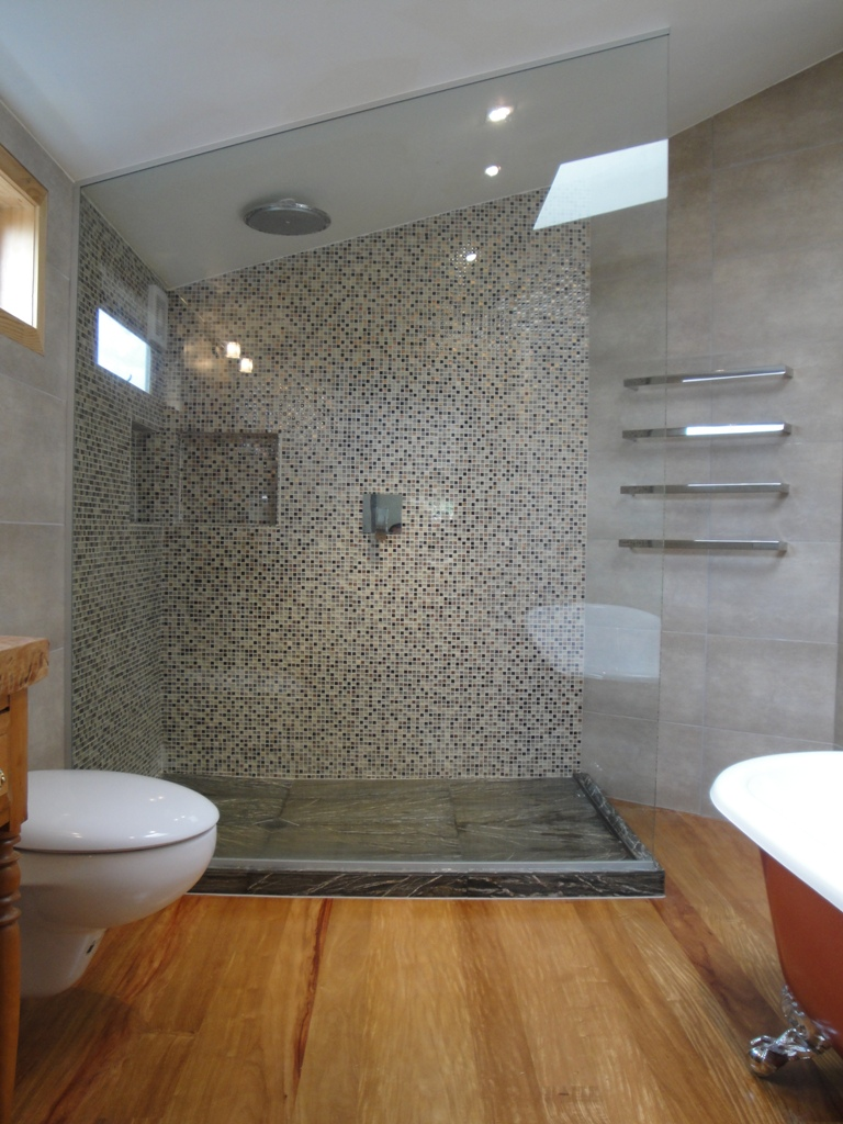 Wood Flooring In Bathroom Large And Beautiful Photos Photo To