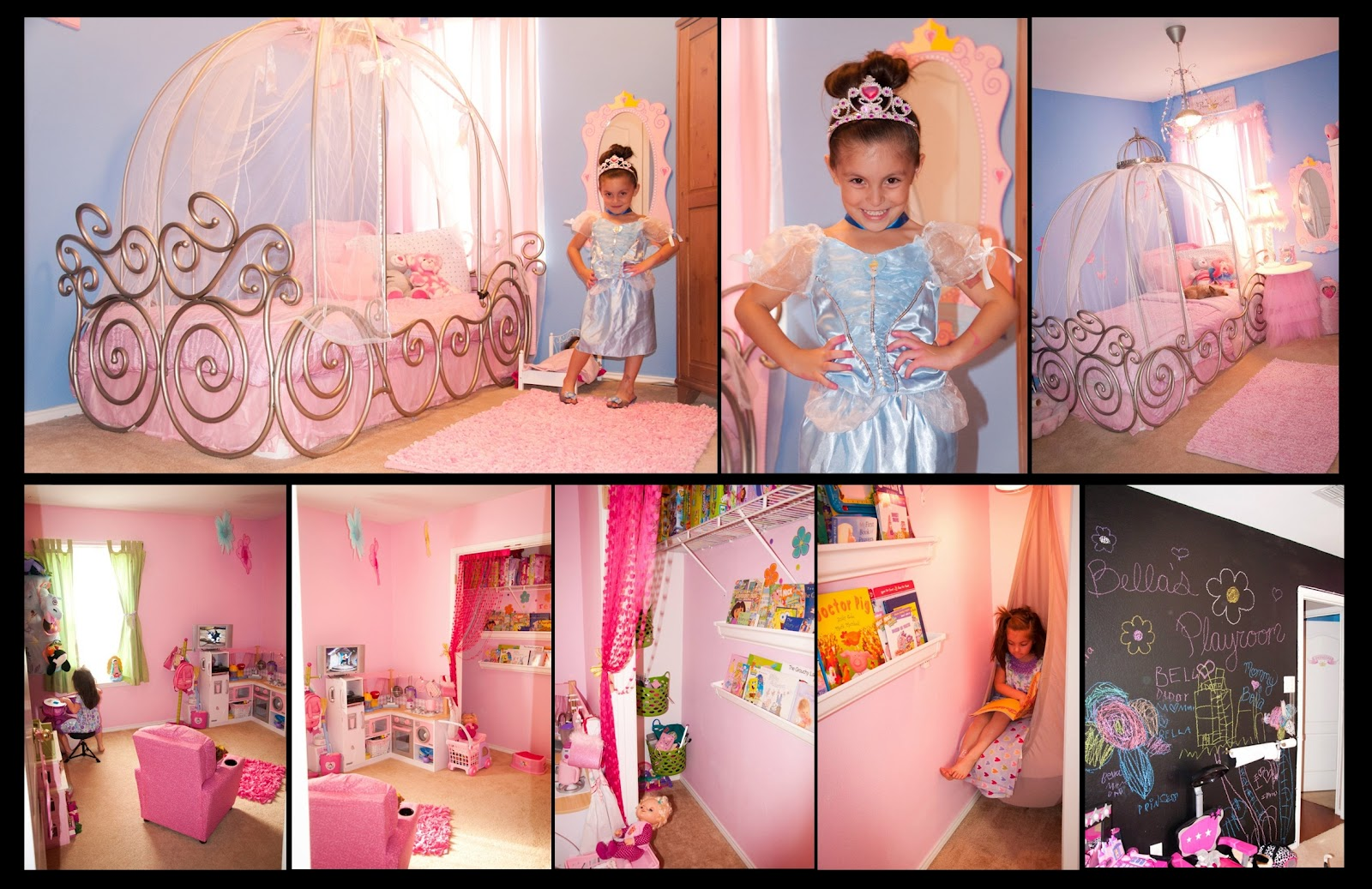 A 4 year old bedroom for a girl for 8 year old room decor ideas