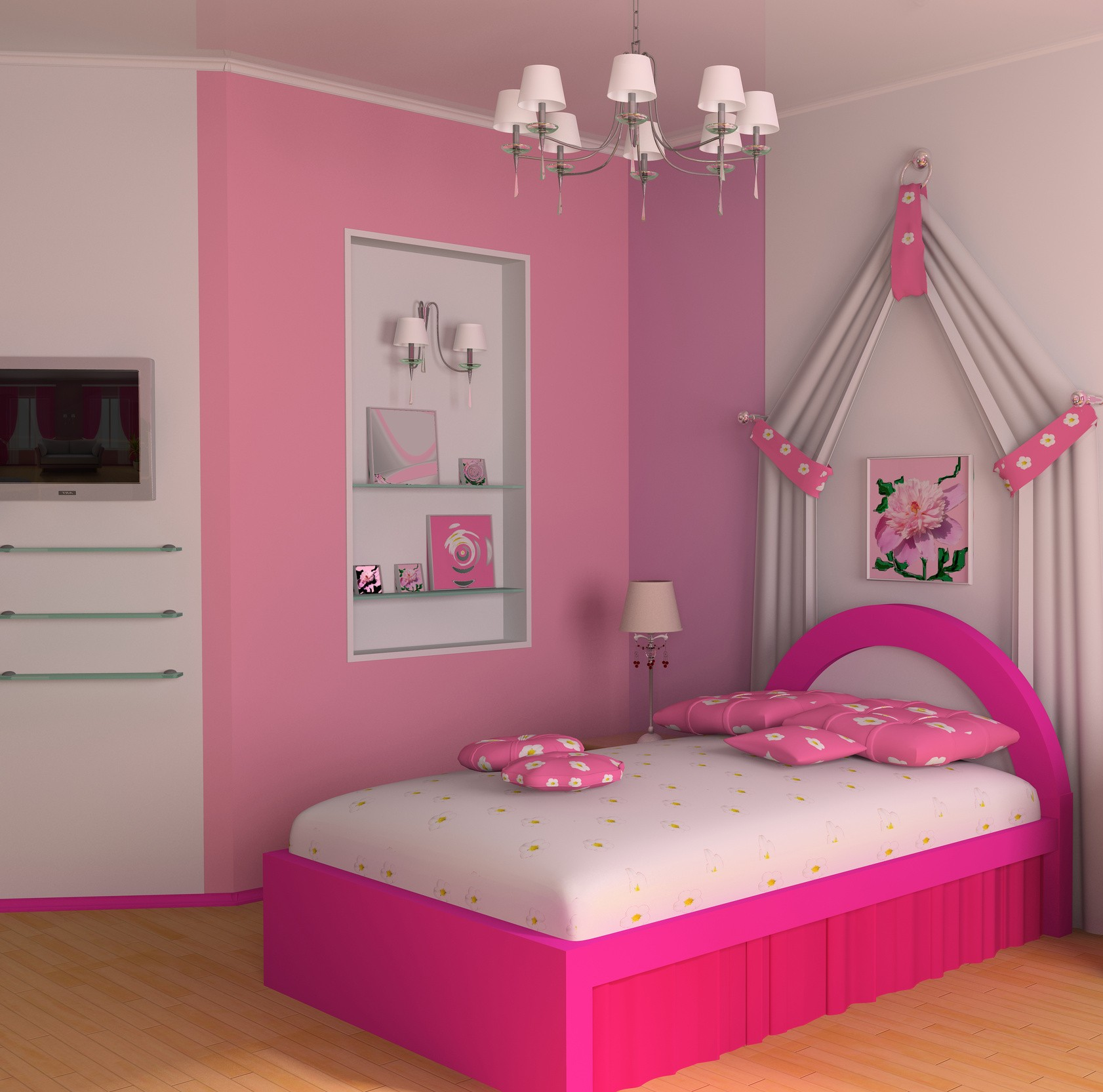 A teenage bedroom Bedroom accessories. Bedroom accessories for teenage girls   large and beautiful photos