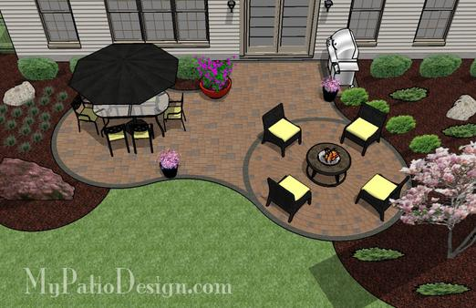 Affordable backyard patio ideas