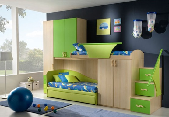 Amazing kids bedrooms Photo - 1