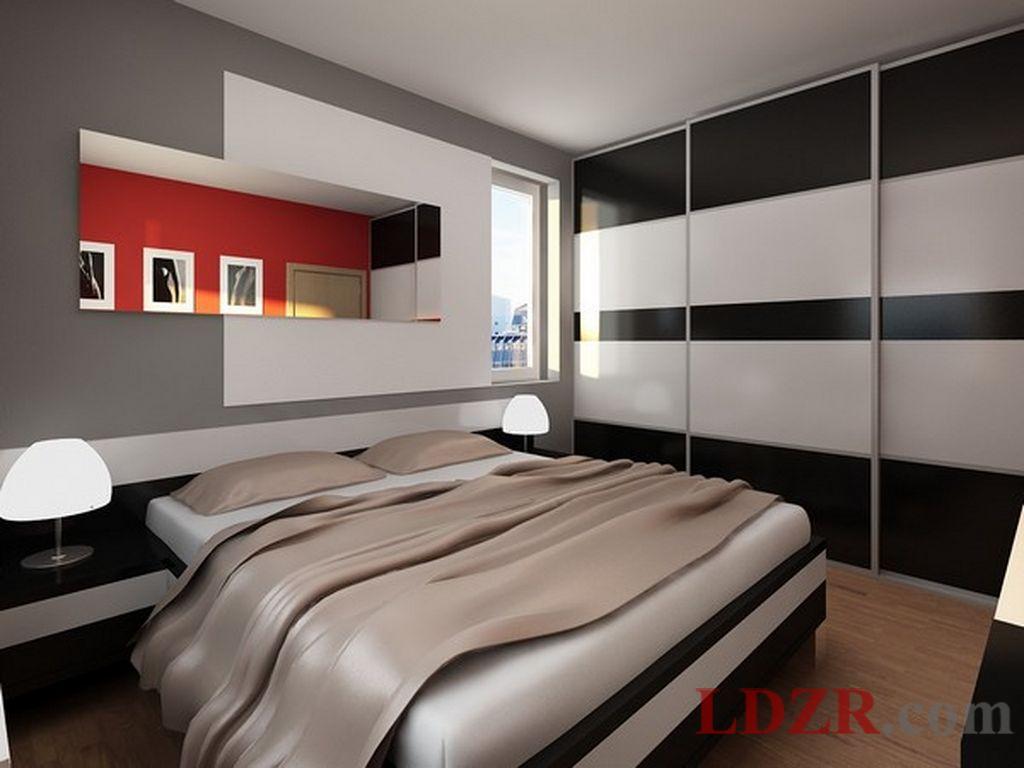 Apartment bedroom design ideas Photo - 1