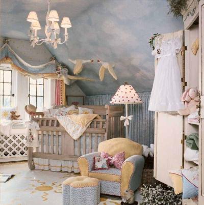 Baby bedroom decorating ideas Photo - 1