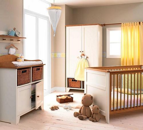 Baby bedrooms ideas Photo - 1