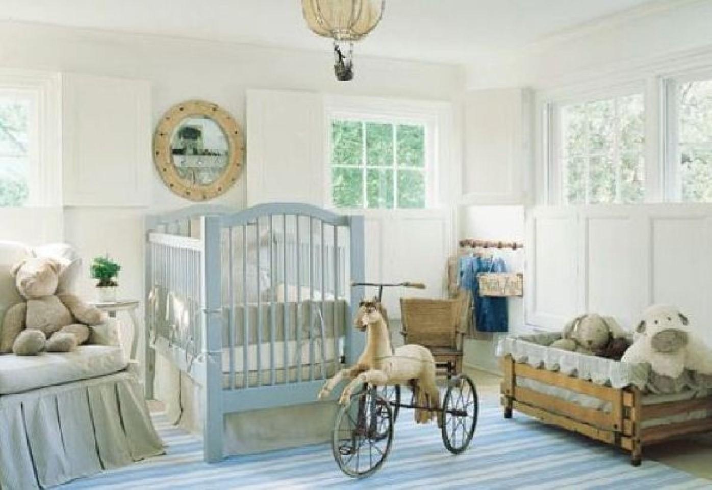 baby boy bedrooms