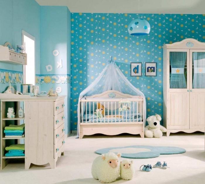 Beautiful babies bedroom