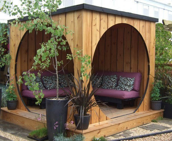 Superior We Offer To Your Attention Backyard Arbor Ideas Photo U2013 6. If You Decide To  Decorate The House Or Yard And Do Not Know What To Do With It!