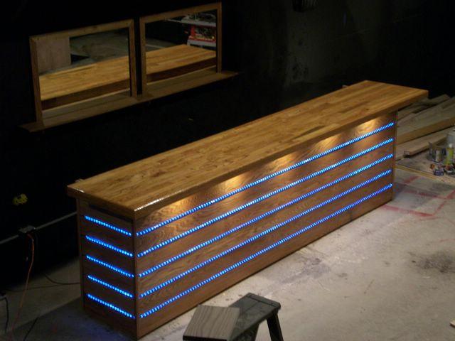 Backyard bar plans