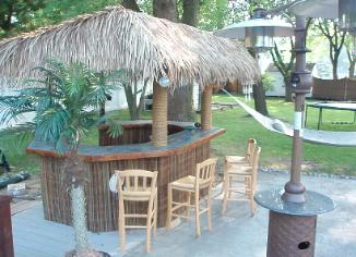 Garden Design Garden Design with How to Build a Backyard Tiki Bar