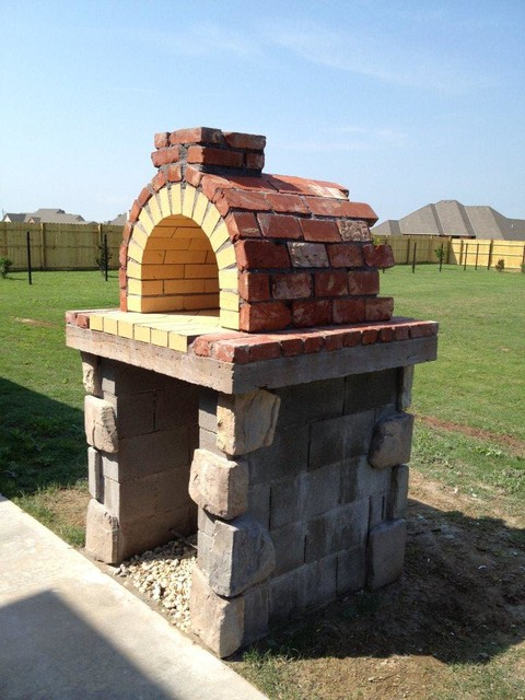 outdoor brick oven plans free outdoor designs